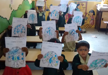 Navneeth Colouring Competition